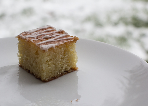 A Piece of Lemony Cake