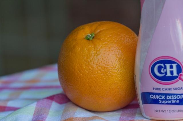 Orange and Sweet